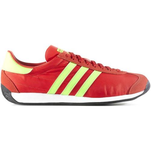 Pantofi Sport Adidas Originals Country Og, Barbati, Rosu S32117-43 EU