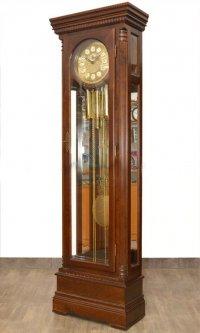 Pendula de podea Adler mecanic cu 3 greutati, Westminster