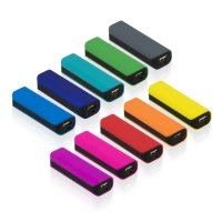 POWER BANK TRIO 2600 mAh