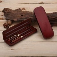Set pix si roler lemn Rosewood in cutie Model RWPB02VG