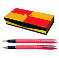 Set Pix şi Stilou PICASSO Model 916 rosu