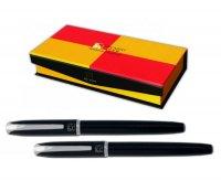 Set Pix şi Stilou PICASSO Model 916 negru