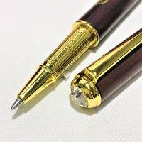 Swarowski Luxury  Rosewood Pen 7
