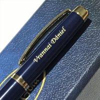 Pix Monet Gold 24K Navy Blue 4