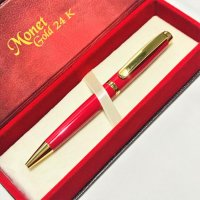 Monet Gold 24K Red