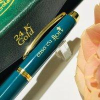 Pix Monet Gold 24K Turquoise 2