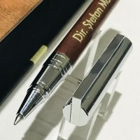 Metalic Luxury Rosewood Pen 2
