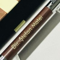 Metalic Luxury Rosewood Pen 4