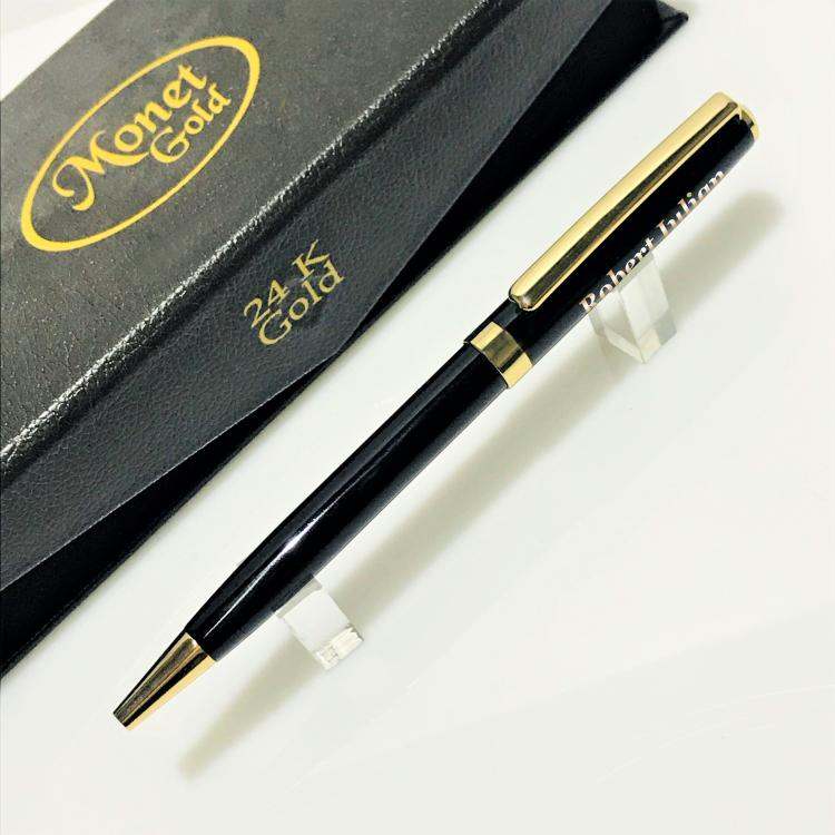 Pix Monet Gold 24K Slim Black 11