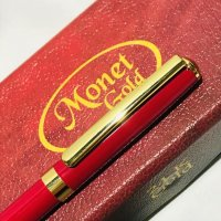 Pix Monet Gold 24K Slim Red 77