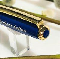 Pix Monet Gold 24K Slim Blue 33