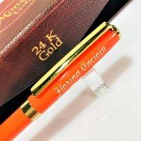 Pix Monet Gold 24K Slim Orange 22
