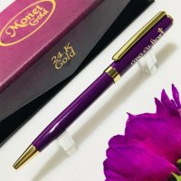 Monet Gold 24K Slim Violet