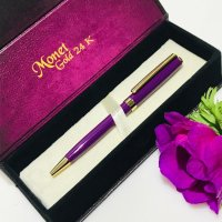 Pix Monet Gold 24K Slim Violet 22