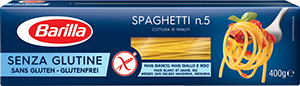 Art 128 spaghetti gluten free