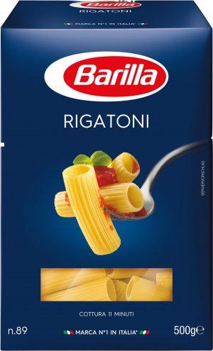 BARILLA RIGATONI NR 89 GR 500