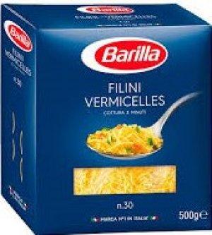 BARILLA FILINI VERMICELLI nr 30 Gr 500