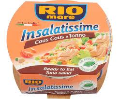 Salata ton cu cuscus gr 160 x 1