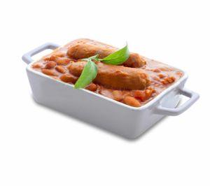 Salsiccia cu Fasole gr 300