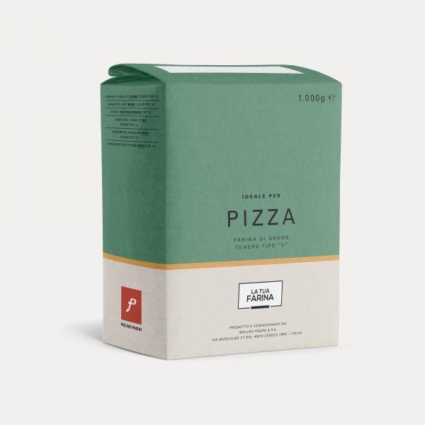 Faina pizza