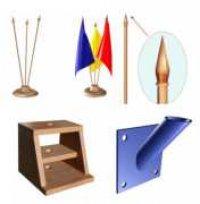 Accesorii drapele | Stegulețe | Fanioane