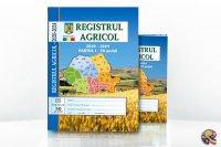 REGISTRUL AGRICOL 2020 - 2024; format A3; 50 gospodarii