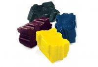 SOLID INK KIT COMPATIBIL [B+Y] (7 BUC = 2+5) PENTRU ECHIPAMENTELE:  TEKTRONIX PHASER 340/350/360