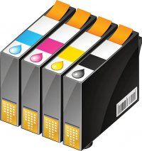 CARTUS INK JET TBR COMPATIBIL EPSON T0714 YELLOW