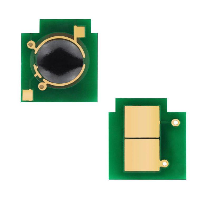 CHIP CARTUS TONER [C] (21,0 K) PENTRU ECHIPAMENTELE:  HP COLOR LASERJET CM 6030/6040 - CP 6015 - CL 2000