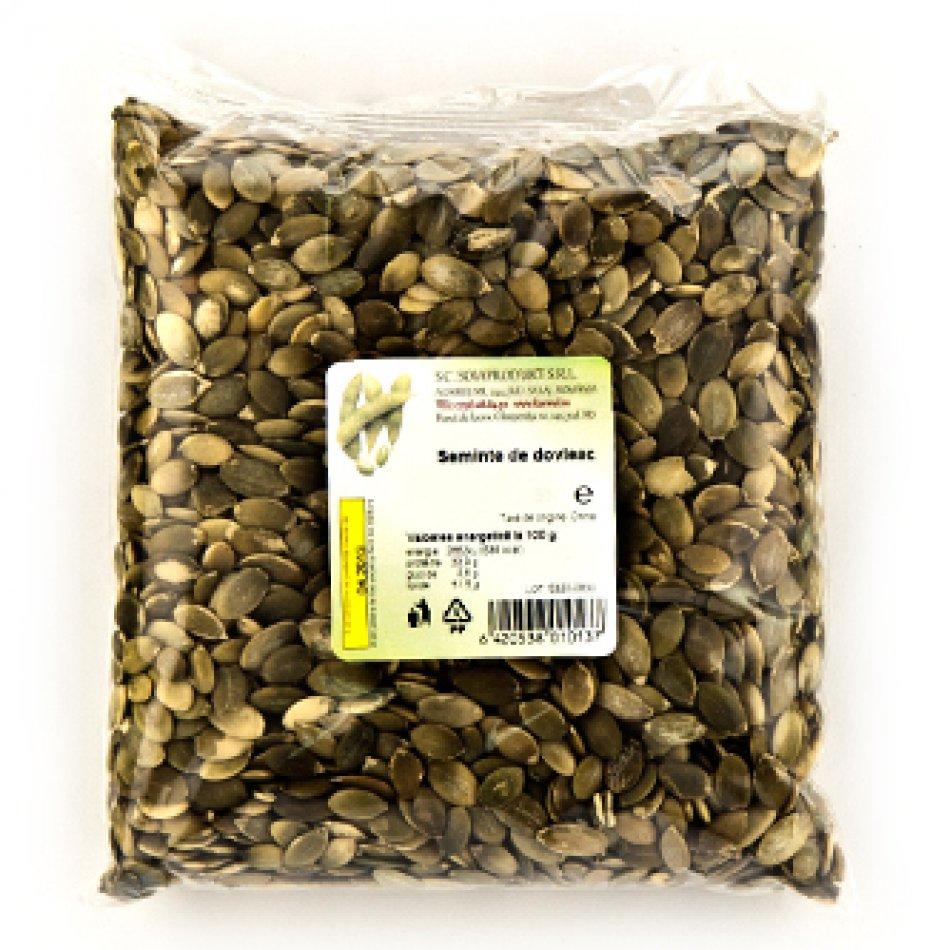 Semințe dovleac 250 g