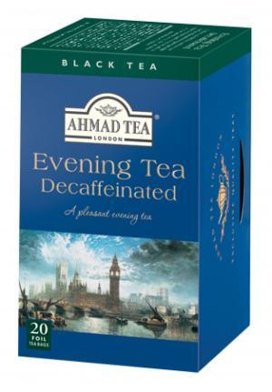 Ceai negru decofeinizat