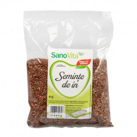 Semințe de in 300 g