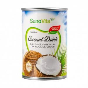 Băutură  vegetală din nucă de cocos 400 ml