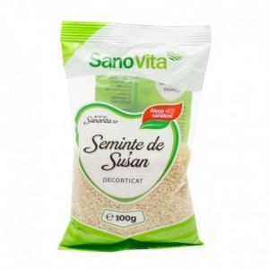 Semințe de susan decorticat 100 g