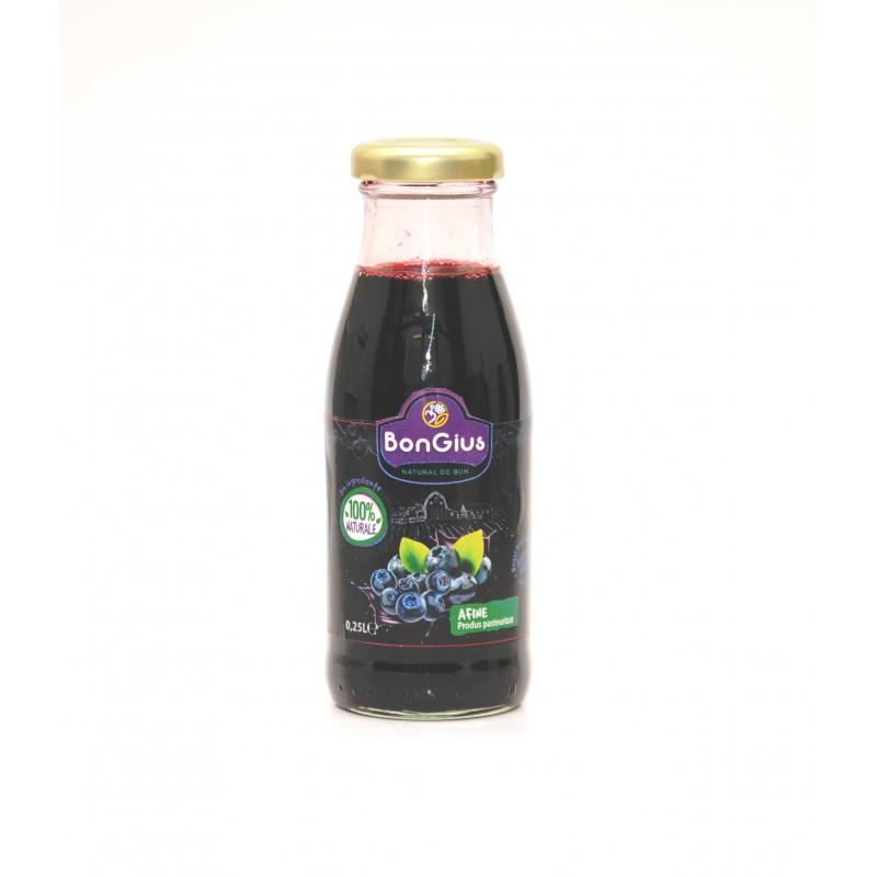 Suc natural afine 0.25 L