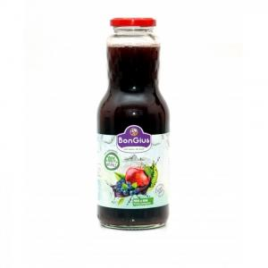 Suc natural afine+mere 1 L