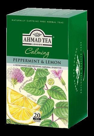 Ceai menta lamaie