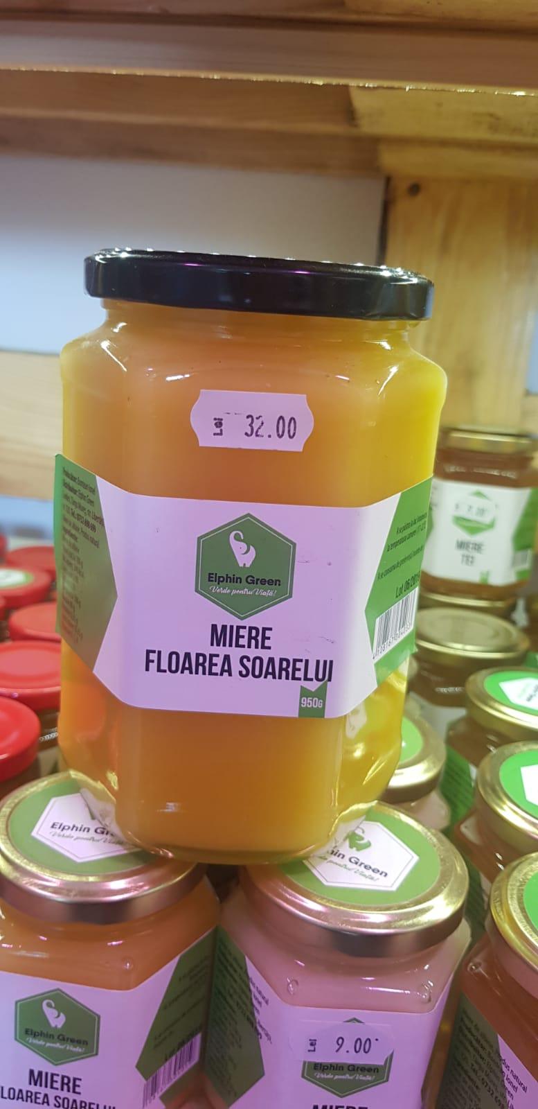 miere floarea soarelui 950 g