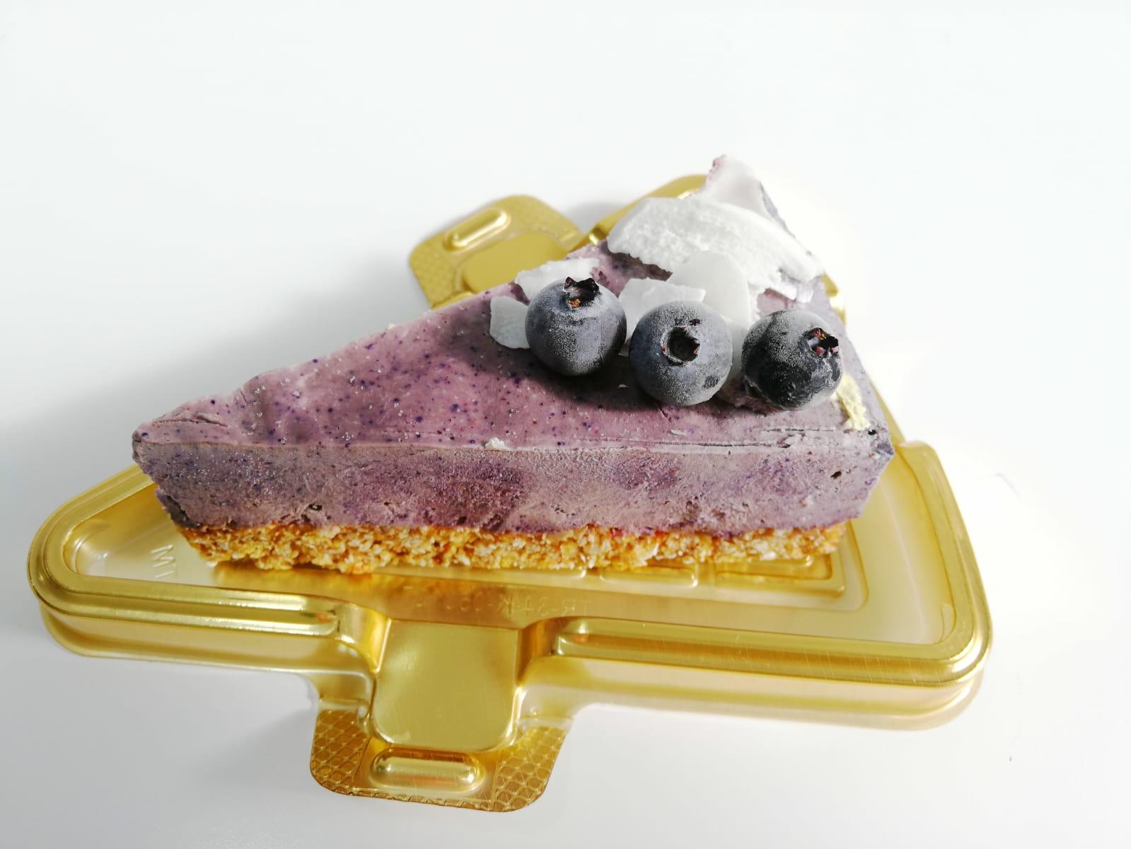 Raw Cake cu afine 125 g