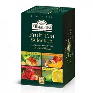 Ceai negru cu fructe selecție
