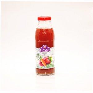 Suc natural mere+morcovi+sfeclă 0.25 L