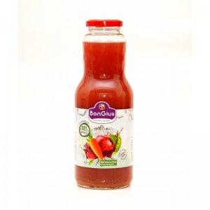 Suc natural mere+morcovi+sfeclă 1L