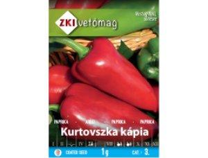 Seminte Ardei KURTOVSZKA KAPIA 1 G