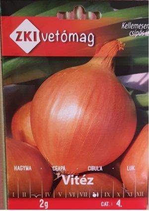 Seminte Ceapa VITEZ 2 G