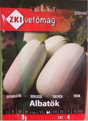 Seminte Dovleac ALBATOK 3 G