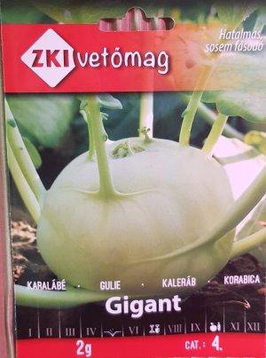 Seminte Gulii GIGANT 2 G