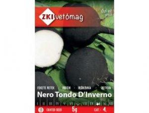 Seminte Ridichi NERO TONDO D'INVERNO 5 G