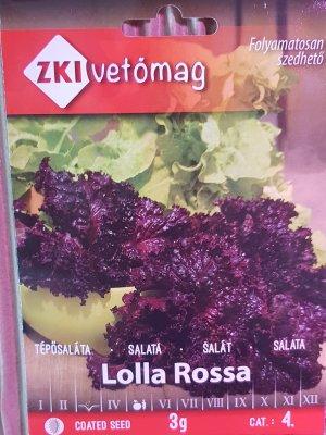 Seminte Salata LOLLA ROSA 3 G