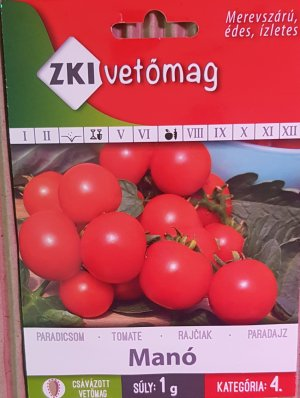 Seminte Tomate MANO 1 G