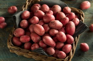 Cartofi roșii